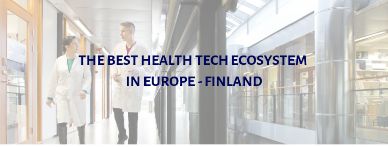 The Best Health Tech Ecosystem In Europe: Finland