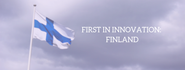 First in Innovation: Finland