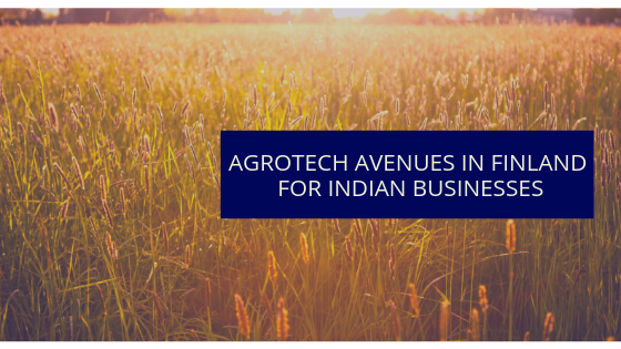 Agrotech Avenues in Finland for Indian Businesses